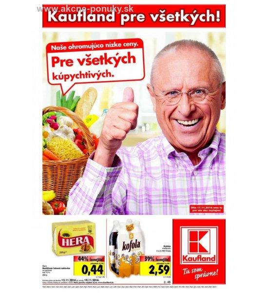 Kaufland leták platný do 6.5.2020 | Letákovo.sk
